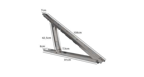 Floor structure mounting kit