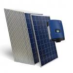 Kit solaire réseau 6000W Tri