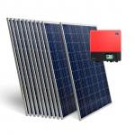 Kit solaire réseau 5000W