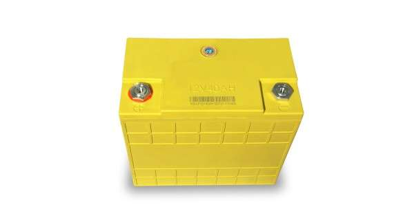 Batterie Lithium 12V40Ah