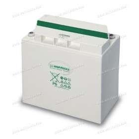 Hoppecke OPzV battery bloc solar.power