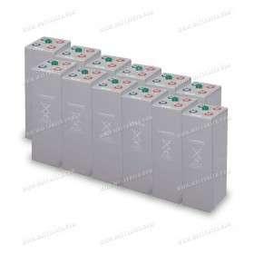 12 kWh batterie OPzV 24V battery park