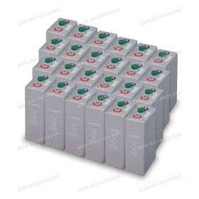 12 kWh batterie OPzV 48V battery park