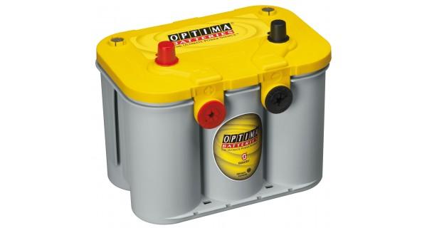 Battery OPTIMA YELLOW TOP YT R 2.7 12V - 38Ah