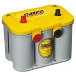 Batterie OPTIMA YELLOW TOP YT R 2.7 12V 38Ah
