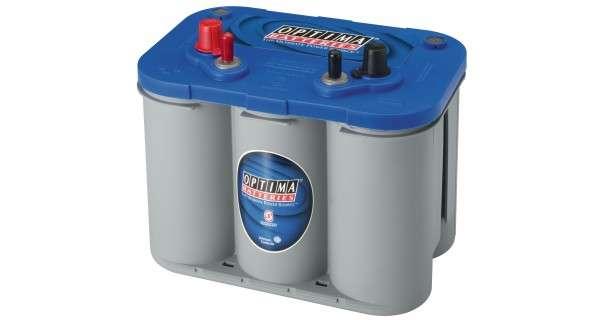 Batterie solaire OPTIMA BLUE TOP BT DC 4.2 12V - 55Ah