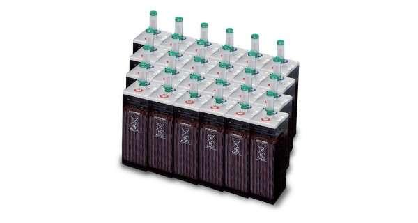 30 kWh batterie OPzS 48V battery park