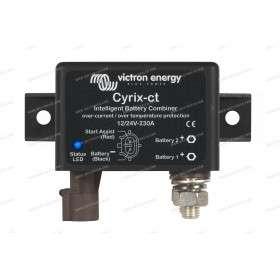 Victron coupleur de batteries Cyrix - 120A / 230A / 400A