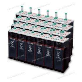 Park of 65 kWh battery OPzS 48V