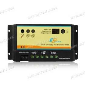 Epsolar Duo Battery PWM 12V / 24V