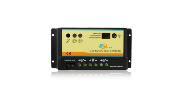 EPsolar Duo Battery 10A or 20A