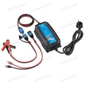 Charger Blue Power IP65 + connector CC 12/24 volt