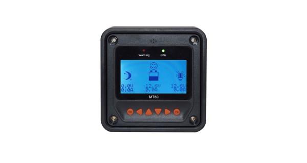Affichage digital MT50 pour contrôleurs EpSolar LS et BN