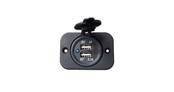 Adaptateur 12V USB