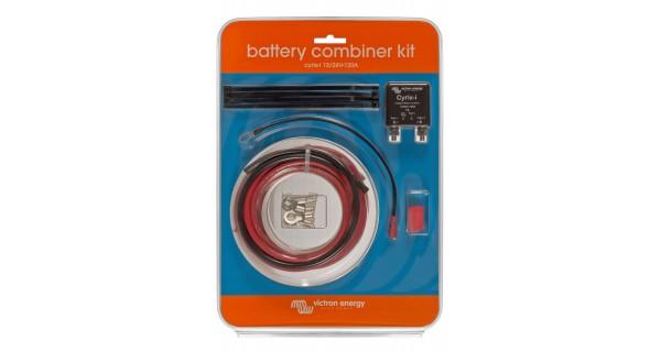 Ciryx-i battery combiner kit Victron