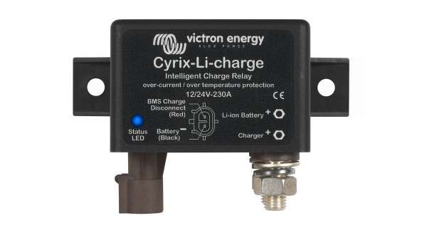 Battery combiner 12/24V 230A Cyrix Li-Load/-Charge/-ct Victron
