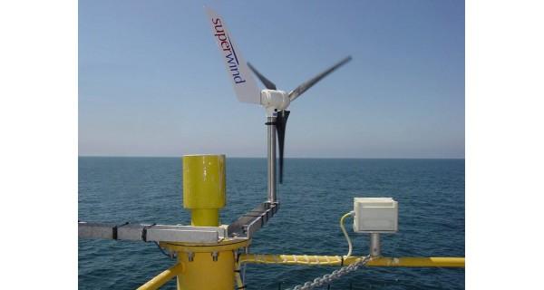 Superwind 350W 12V wind turbine