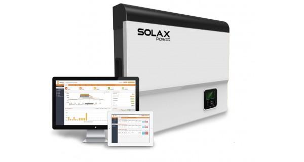 Onduleur hybride Solax 3000