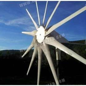 1000W 24V wind turbine FX grid feed-in