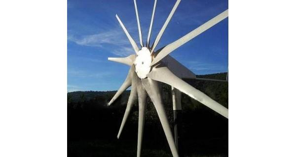 Off-grid 1000W 24V wind turbine FX