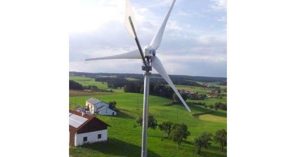 Wind turbine ANTARIS 2.5 kW - Off Grid