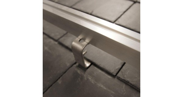 Fixing hook for slates