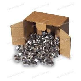 Hexagon nuts M10 100x
