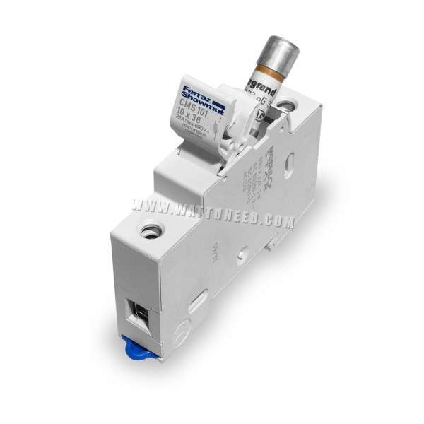 DC A To A Fuse Holder A Safe And Reliable Solution For - Porte fusible
