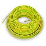 Câble de terre 4mm2 1m