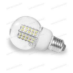 LED smd E27 bulb - 4W -12/24V