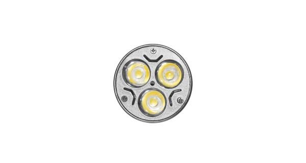 Spot LED MR16 - 3X1W - 12V