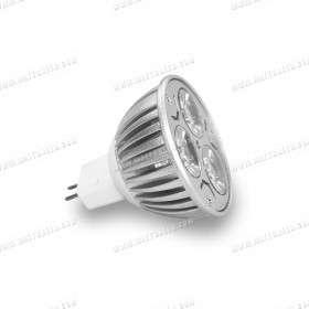 LED MR16 Spot - 3X1W - 12V