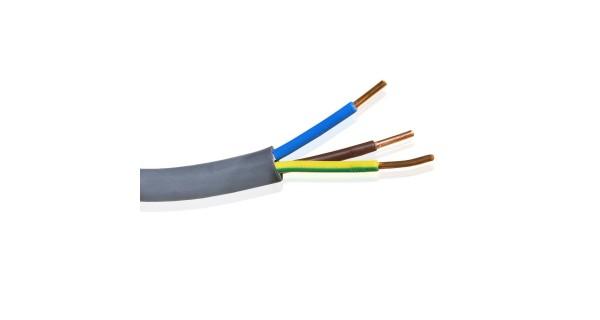 Câble électrique XVB 3G4 - 1m - pour les installations photovoltaïques