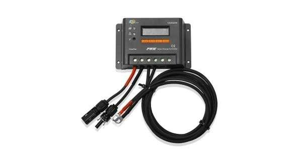 4mm² cable for solar kit regulator