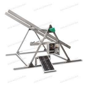Self standing AF500 solar tracker
