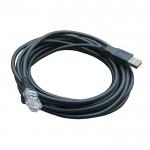 Câble USB connexion PC pour régulateur de charge EP Solar