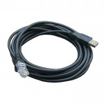 USB - RG45 cable