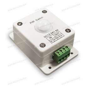 Presence detector for LED spotlight 12V-24V 8A