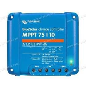 MPPT Victron BlueSolar 75/10 - 75 / 15-100 / 15