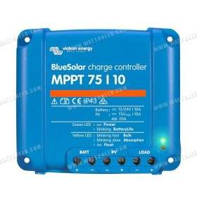 MPPT Victron BlueSolar 75/10 - 75/15 - 100/15