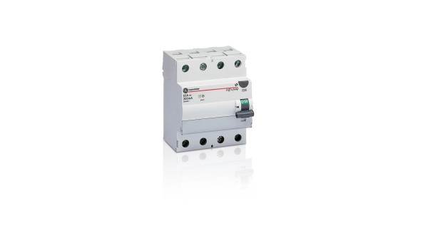 Differential switch type A 4P 40A 300ma