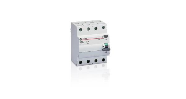 Interrupteur différentiel type A 4P 40A 300ma