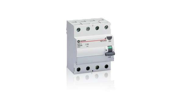 Differential switch type A 4P 63A 300ma