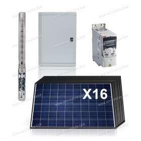 Système de pompe solaire 4 kW