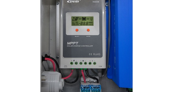 Solar Box 20A MPPT 1200W
