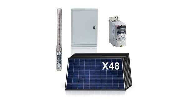 Solar Pumping System 11 kW