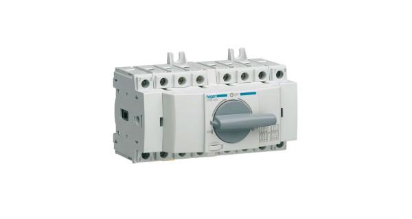 Inverseur modulaire 4 pôles 40A