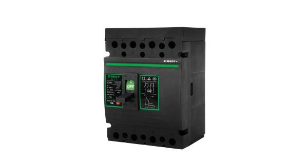 Sectionneur DC 1000V 125A - intégré dans un boitier