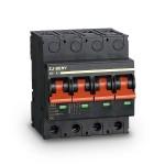Mini DC 1200V 63A 4P Switch