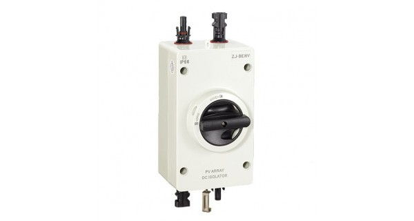 DC 4P 1000V 32A Switch - with enclosure